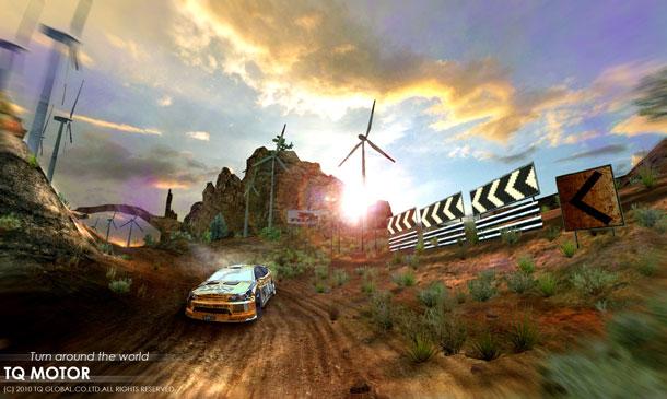 赛车游戏1